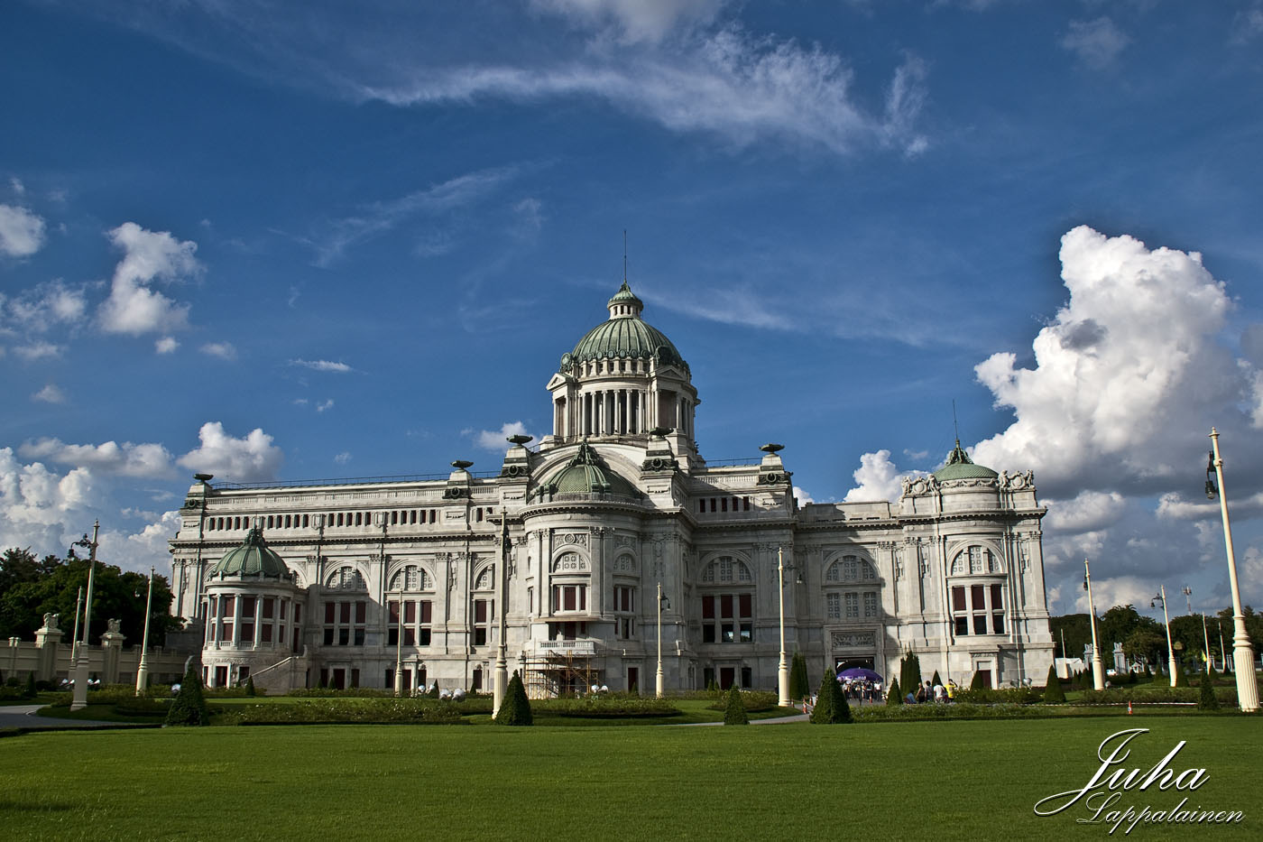 Ananta Samakhom Throne Hall  Juha Lappalainen photography