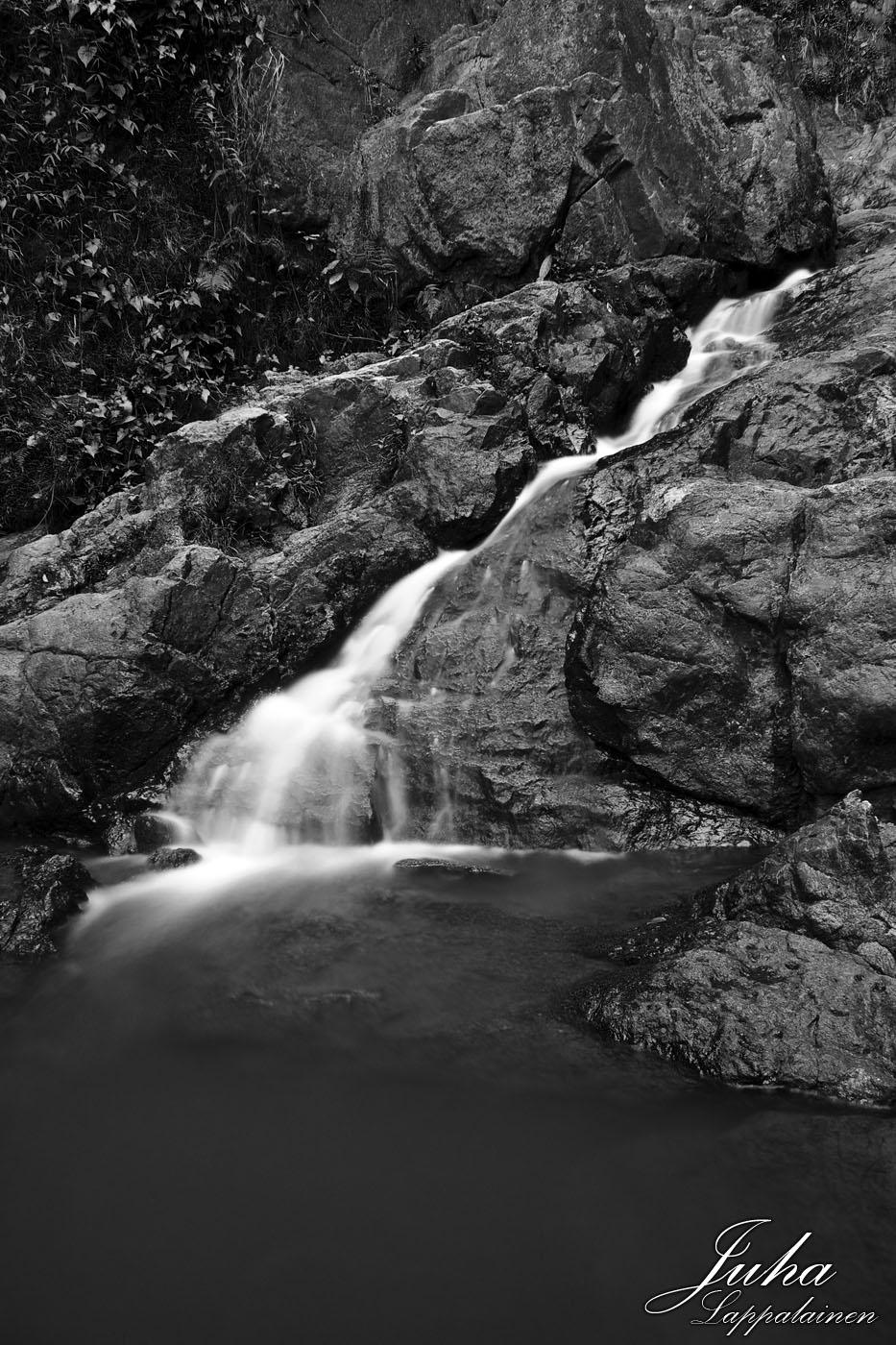 The Namuang Waterfall 2 on Koh Samui
