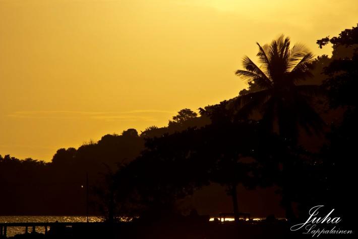 Sunrise in Paradise pt.III