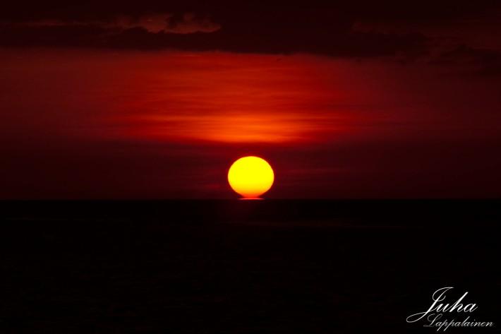 The Setting Sun pt.II