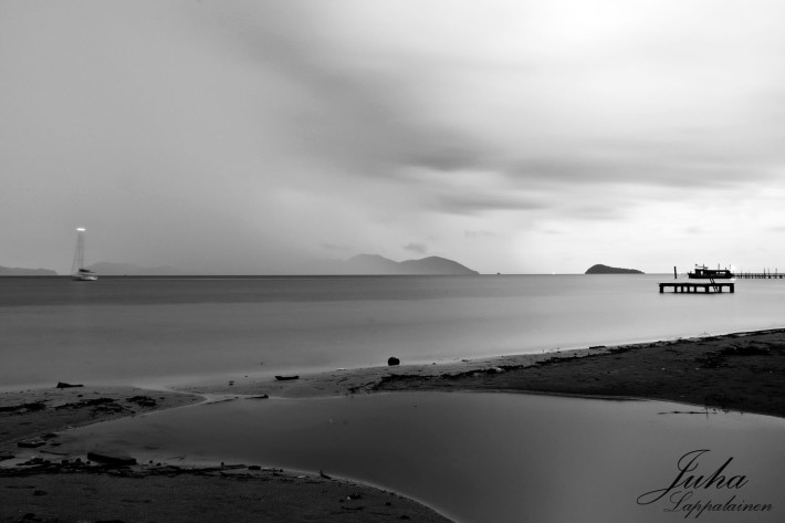 The Silky Sea