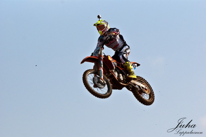 "Thai MX GP: Antonio ""Tony"" Cairoli"