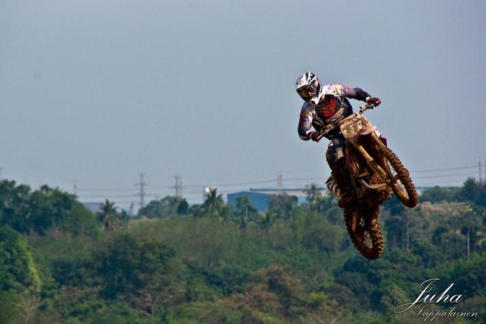 Thai MX GP: Evgeny Bobryshev