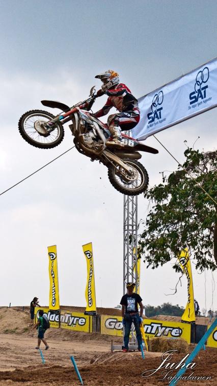 Thai MX GP: Toshiki Tomita