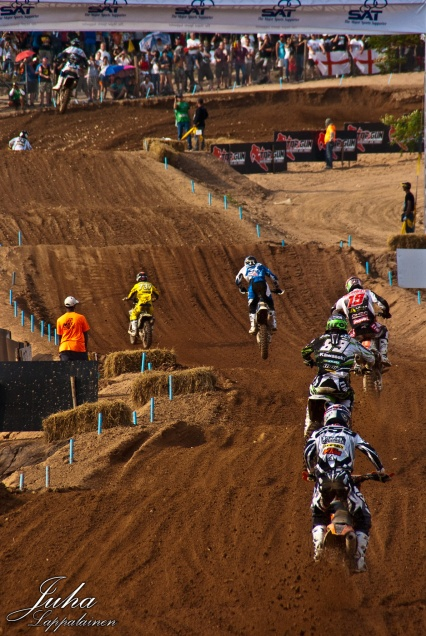 Thai MX GP: Valentin Teillet, David Philippaerts, Jeremy Van Horebeek and Glenn Coldenhoff