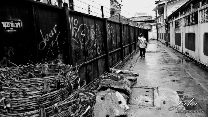Bangkok: A Rough Soi