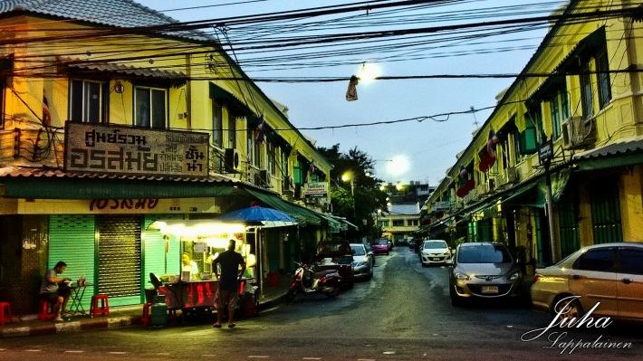 Bangkok: An Intersection