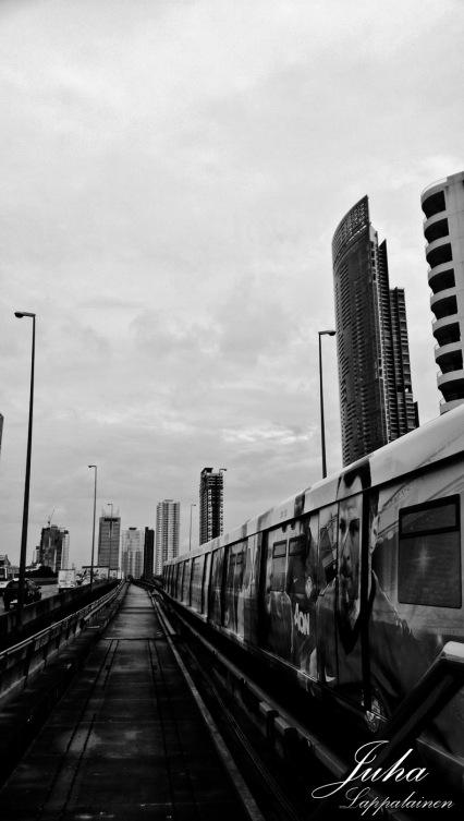Bangkok: BTS Saphan Taksin