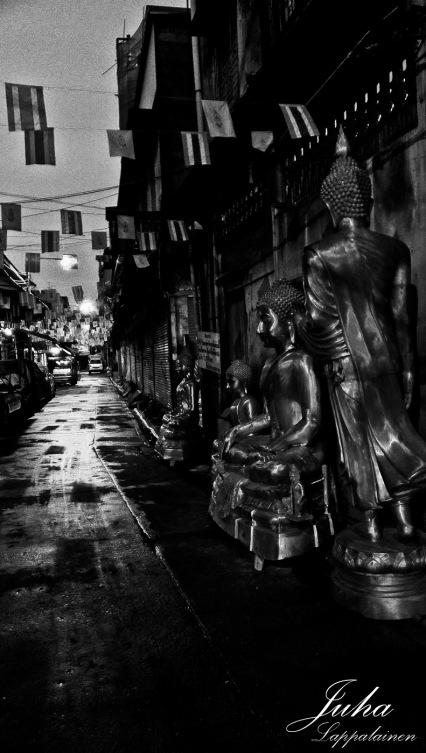 Bangkok: Buddha Statues