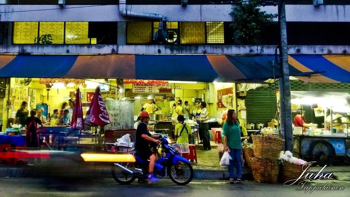 Bangkok: Dinner Time