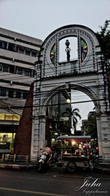 Bangkok: Hawker Stall