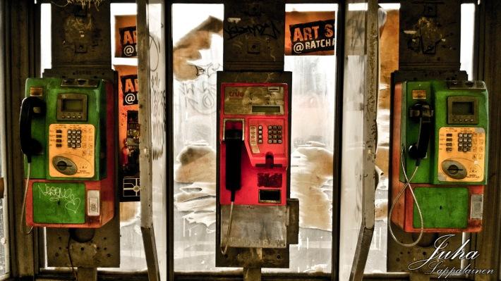 Bangkok: Old Payphones