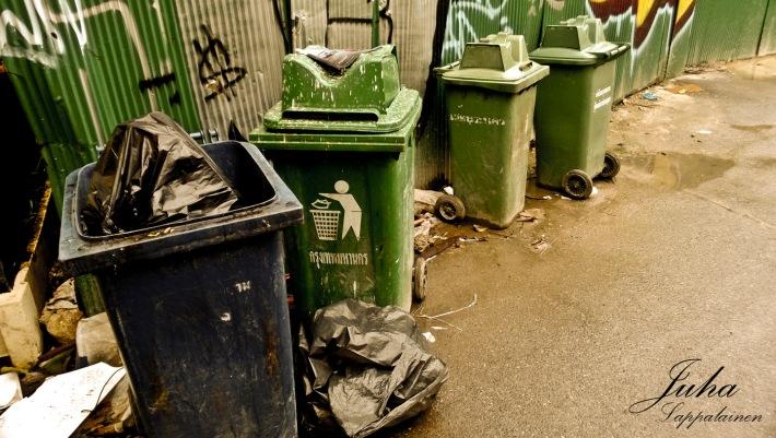 Bangkok: Trash